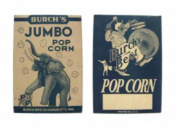 Burch's Popcorn Box