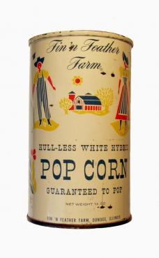 Fin'n Feather Popcorn Tin