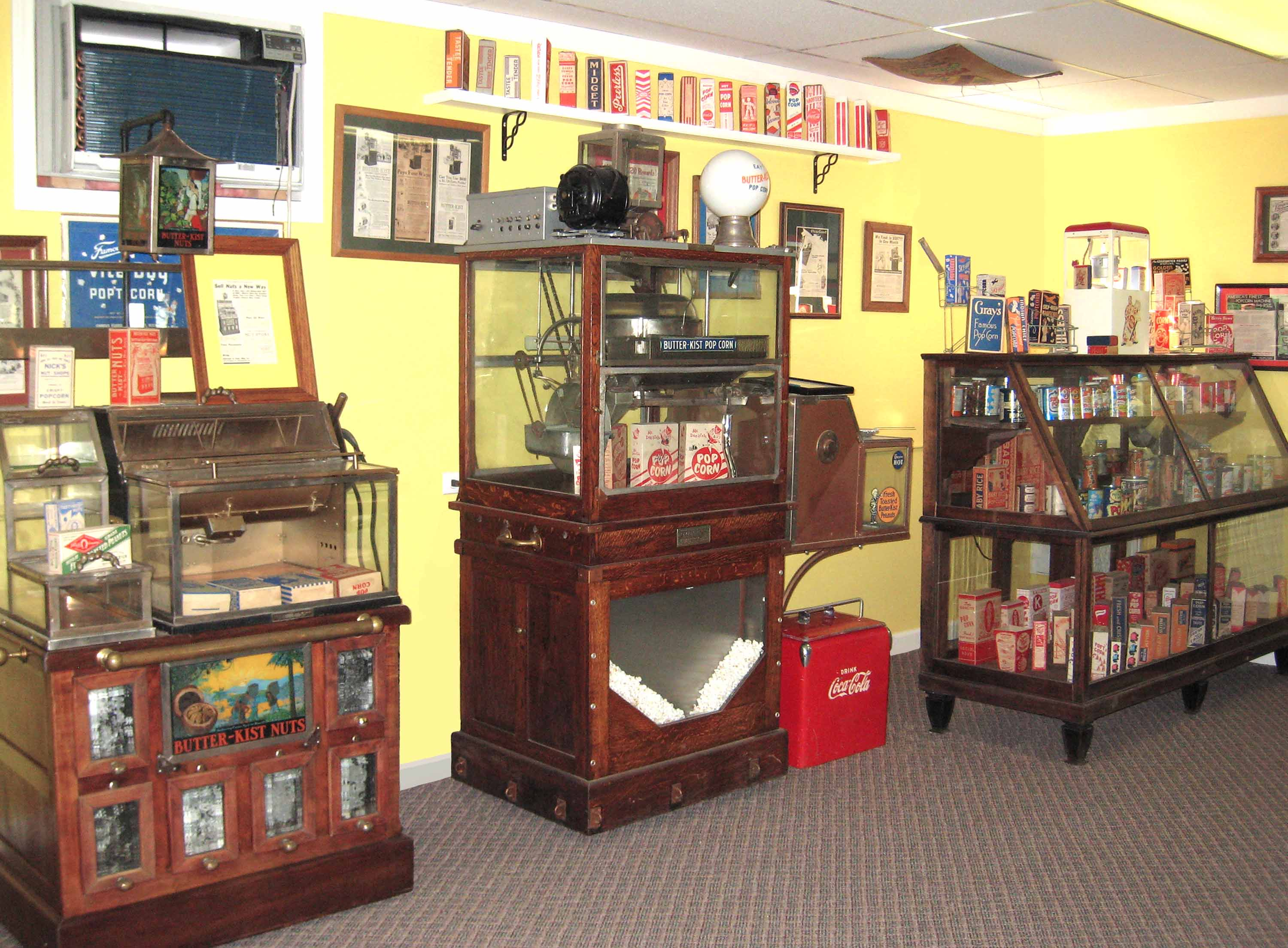 J. H. Fentress Antique Popcorn Museum